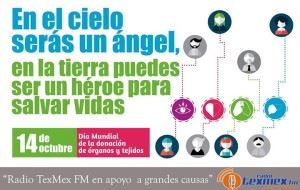 14 De Octubre Se Celebra El Dia Mundial De La Donacion De Organos Alcaldia Municipal De Tello En El Huila